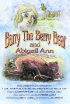Barry the Berry Bear and Abigail Ann