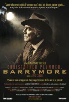 Ver película Barrymore