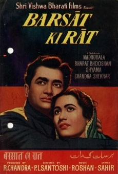 Ver película Barsaat Ki Raat