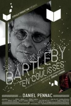 Bartleby en coulisses gratis