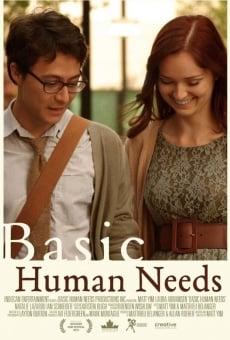 Basic Human Needs en ligne gratuit