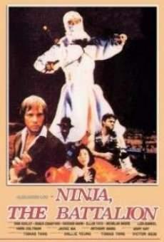 Ver película Batallón Ninja