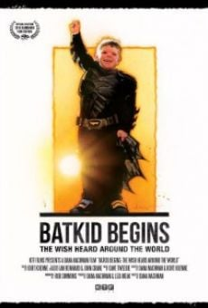 Batkid Begins: The Wish Heard Around the World