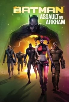 Batman: Assault on Arkham on-line gratuito