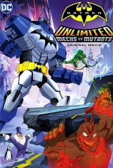Batman Unlimited: Mechs vs. Mutants on-line gratuito