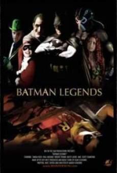 Ver película Batman Legends