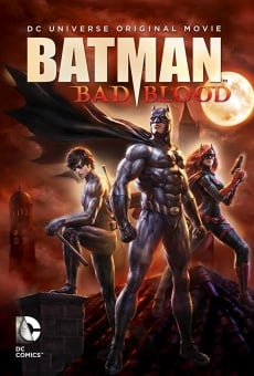 Batman: Bad Blood online streaming
