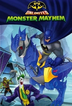 Batman Unlimited: Monstrueuse pagaille