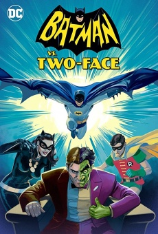 Batman vs. Two-Face gratis