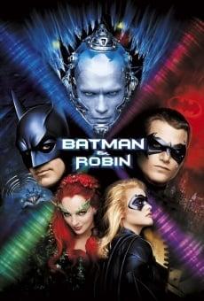 Batman et Robin en ligne gratuit