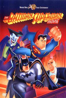 Batman y Superman: La película online