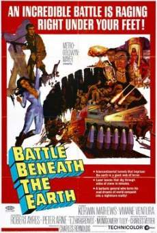 Ver película Battle Beneath the Earth