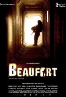 Ver película Beaufort