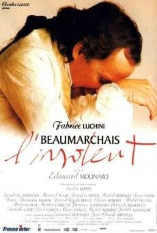 Ver película Beaumarchais, el insolente