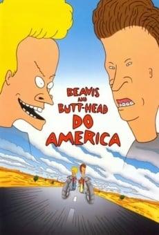 Beavis y Butt-Head recorren América online