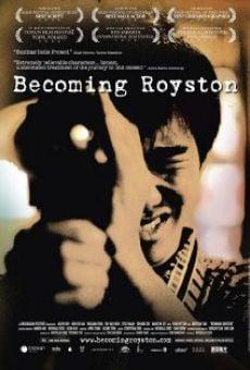 Ver película Becoming Royston