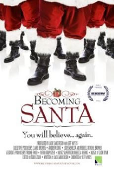 Watch Becoming Santa online stream
