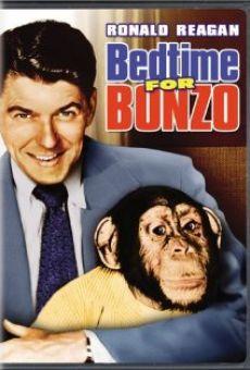 Ver película Bedtime for Bonzo