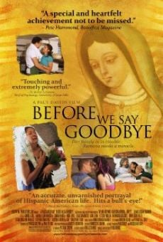 Película: Before We Say Goodbye