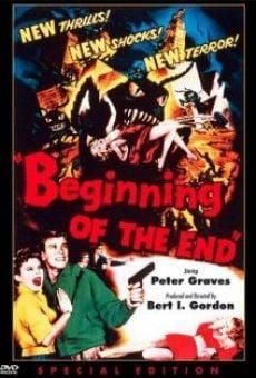 Ver película Beginning of the End
