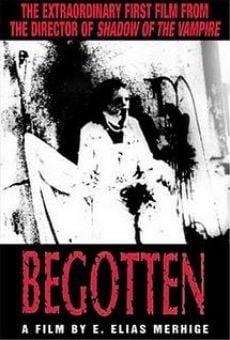 Ver película Begotten