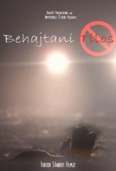 Ver película Behajtani Tilos