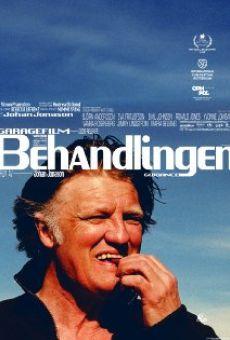 Ver película Behandlingen