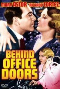 Ver película Behind Office Doors