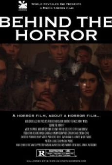 Película: Behind the Horror