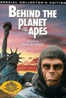 Ver película Behind the Planet of the Apes