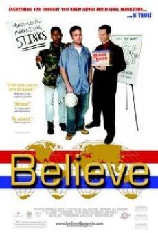 Ver película Believe