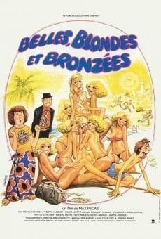 Ver película Bellas, rubias y bronceadas