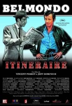 Ver película Belmondo, itinéraire...