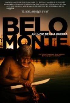 Belo Monte: Anúncio de uma guerra online free