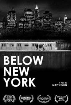 Below New York on-line gratuito