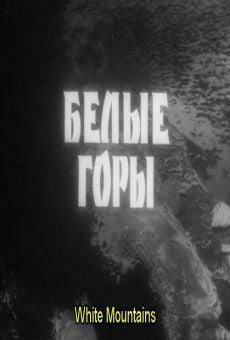 Ver película Belyie gory (White Mountains)