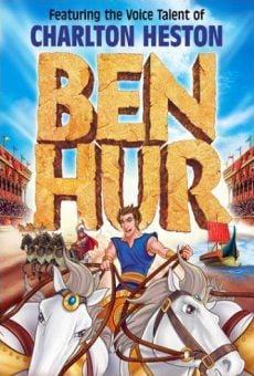 Ben Hur, la película animada online