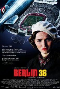 Ver película Berlin '36