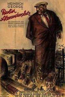 Berlin Alexanderplatz. Die Geschichte vom Franz Biberkopf online kostenlos