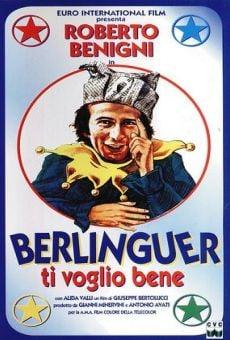 Ver película Berlinguer, te quiero