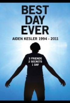 Ver película Best Day Ever: Aiden Kesler 1994-2011