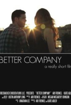 Better Company on-line gratuito