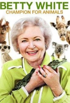 Ver película Betty White: Champion for Animals