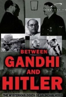 Ver película Between Gandhi and Hitler