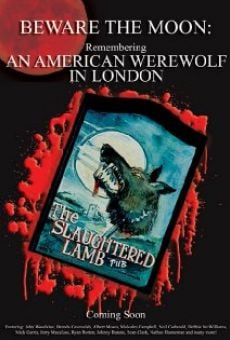 Beware the Moon: Remembering 'An American Werewolf in London' en ligne gratuit