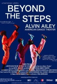Beyond the Steps: Alvin Ailey American Dance online streaming