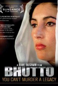 Ver película Bhutto