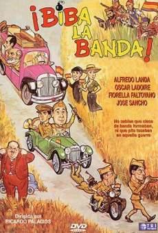 Ver película ¡Biba la banda!