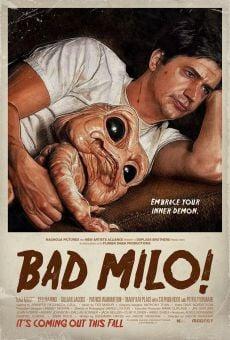Ver película Bicho malo (Bad Milo!)