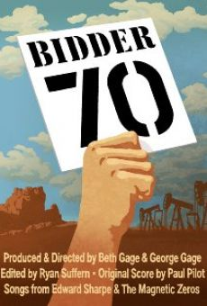 Película: Bidder 70